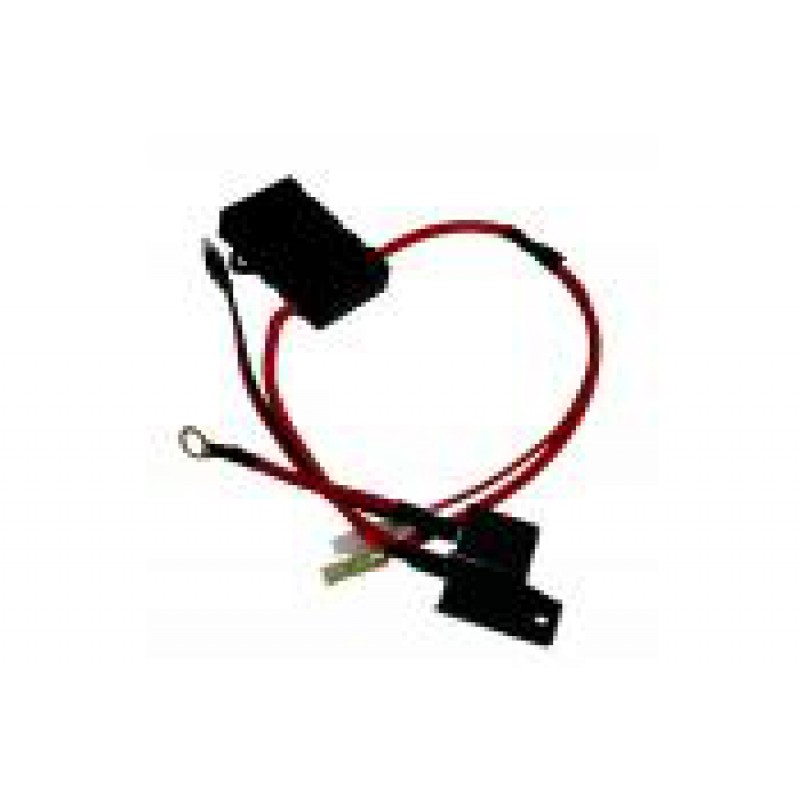 Negative wiring harness for racing harnesses